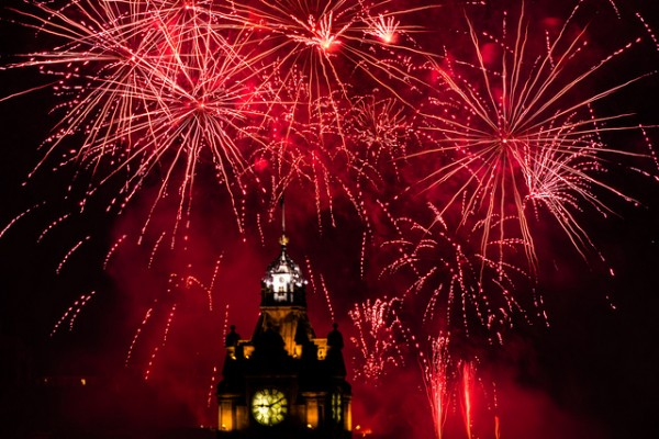 Five of the Best Fireworks Displays Around the World