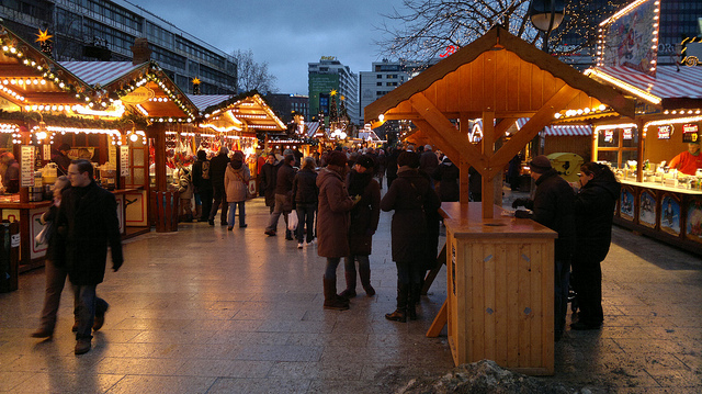 Four of the Best Christmas Markets in Europe