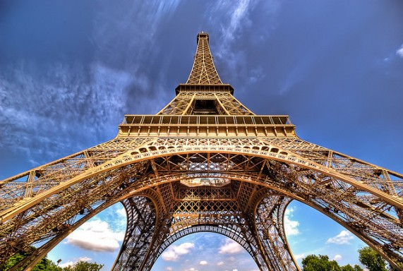 Eiffel Tower by hjjanisch via Flickr