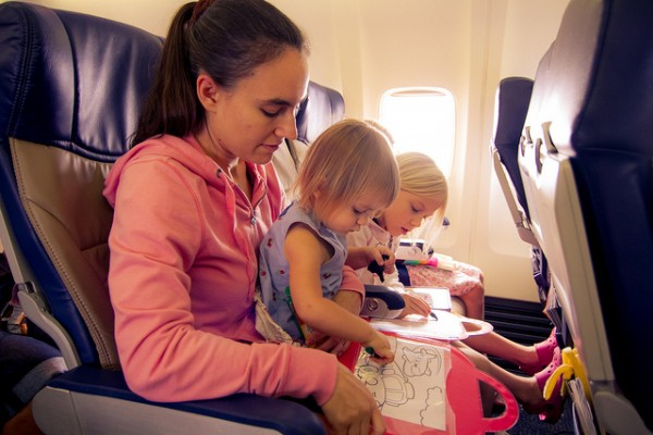 Travelling with Children: How do you keep them entertained?