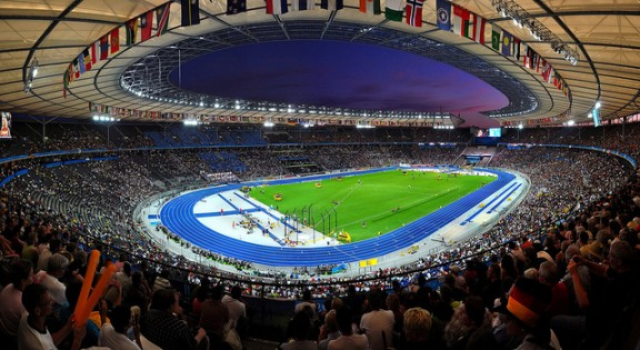 Olympic Stadium Berlin by UltraView Admin via Flickr