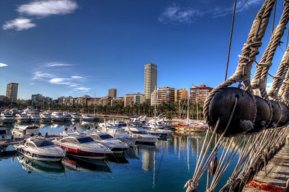 Alicante by Decar66 via Flickr