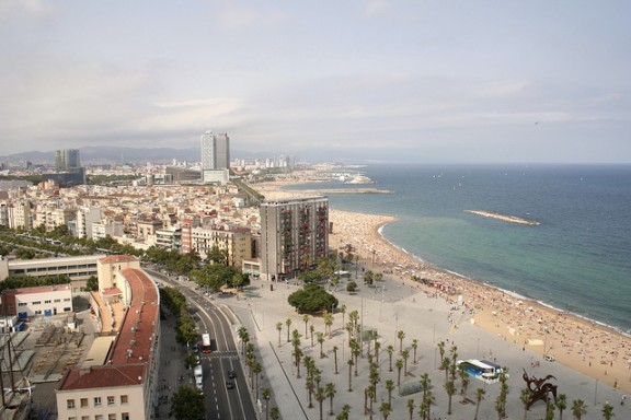 Barcelona by Andrey Belenko via Flickr