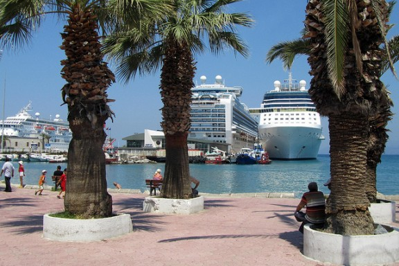 Kusadasi by canmark via Flickr