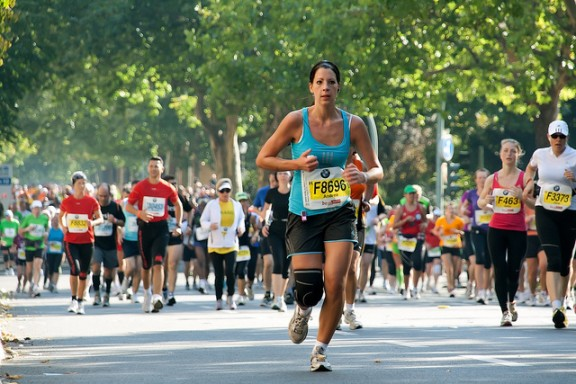 Berlin Marathon by Claire1066 via Flickr