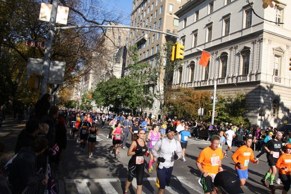 New York Marathon by Kyle Taylor via Flickr