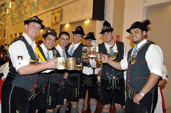 Oktoberfest by Club Transatlantico via Flickr