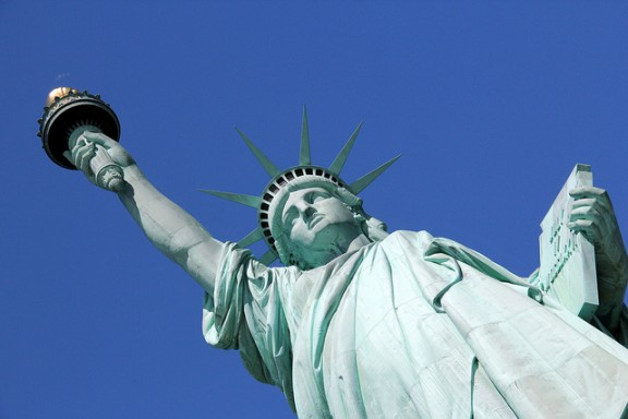 Statue of Liberty by Ana Paula Hirama via Flickr (1)
