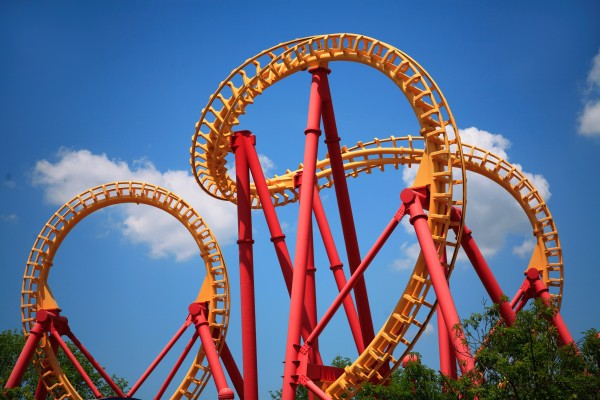 Top 5 Theme Parks Around The World!