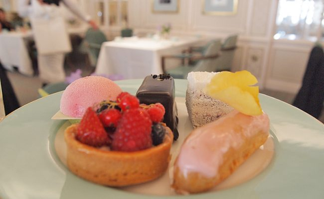 The Top Five Places That Will Satisfy Your Sweet Tooth