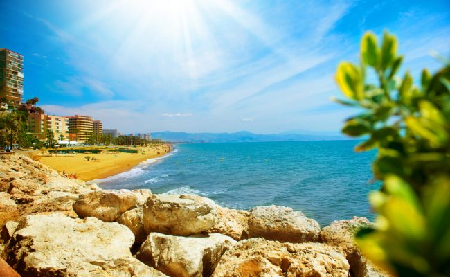 Top 5 Beaches – Costa Del Sol