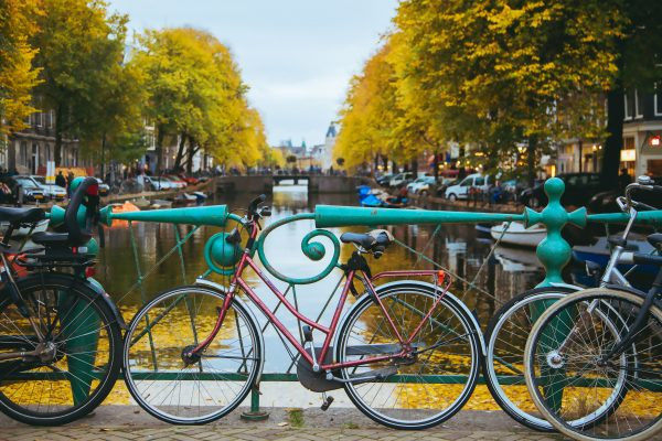 5 Reasons to book a mini break to Amsterdam