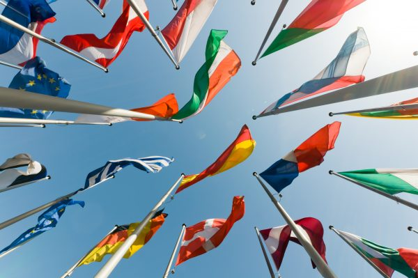 Quiz: Can you name these world flags?