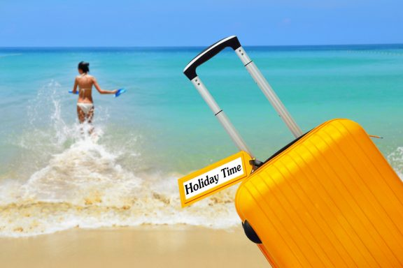 holiday suitcase deals