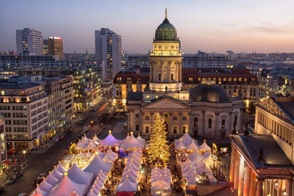 The 5 best festive cities in Europe
